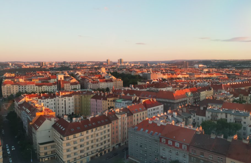 Prague's best bars/restaurants with a view – Young in Prague